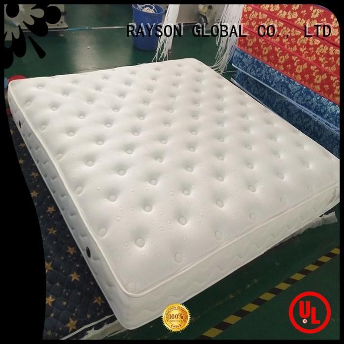 Top memory foam mattress no springs pocket Supply