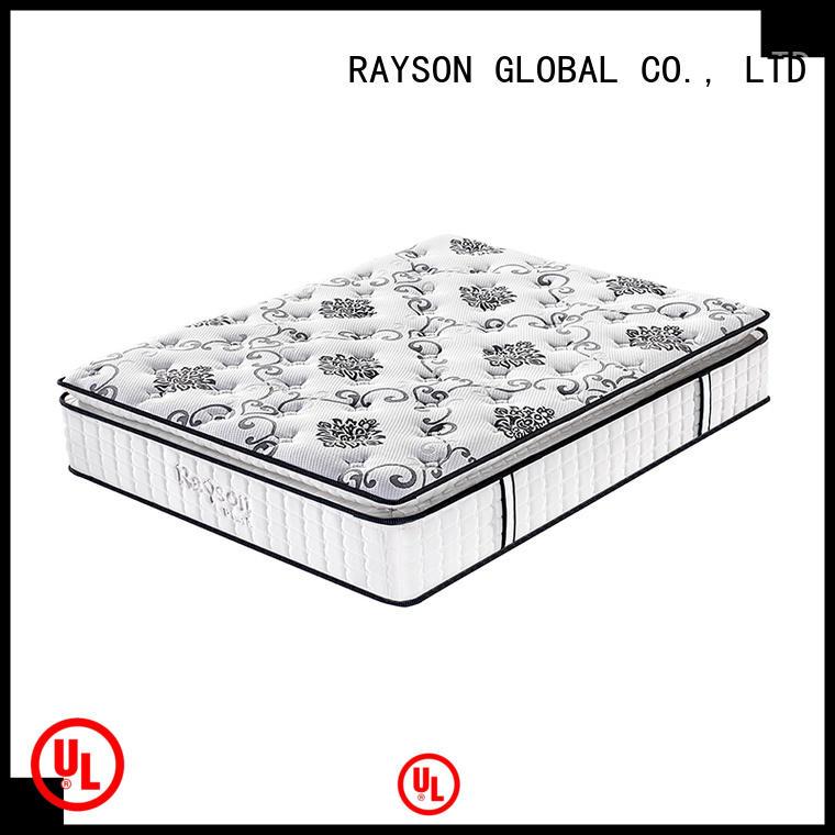 Rayson Mattress king 5 star hotel mattress Suppliers