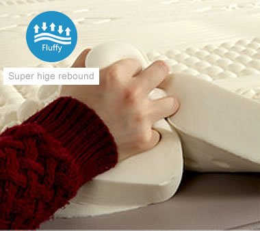 Rayson Mattress-Orthopedic Sponge Sleep Science Memory Foam Mattress Topper For Hotel Cheap memory f-26