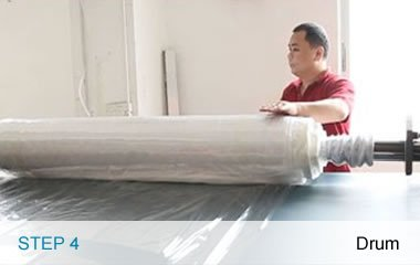 Rayson Mattress-Luxurious Pillow Top Box Spring Mattresses With Non Woven Fabric Excellent Quality p-35