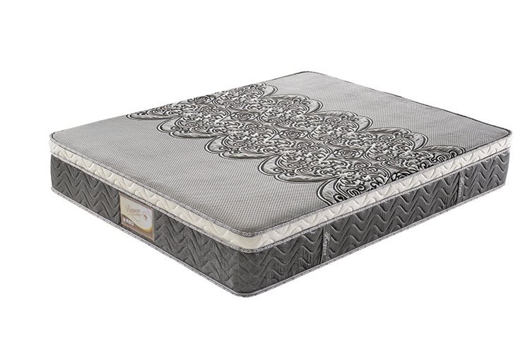 Rayson Mattress-Queen size memory foam pocket spring mattress-1