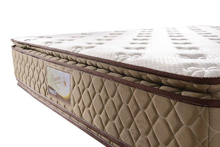 Double sides usage pillow top mattress