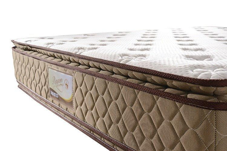 Double sides usage pillow top mattress
