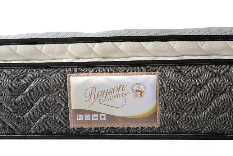 Rayson Mattress-Professional 145 Inch Latex And Memory Foam Pocket Spring Mattress Supplier-4