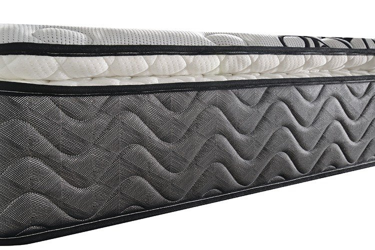 Rayson Mattress-Professional 145 Inch Latex And Memory Foam Pocket Spring Mattress Supplier-6