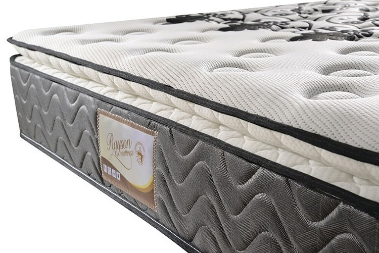 Rayson Mattress-Professional 145 Inch Latex And Memory Foam Pocket Spring Mattress Supplier-5