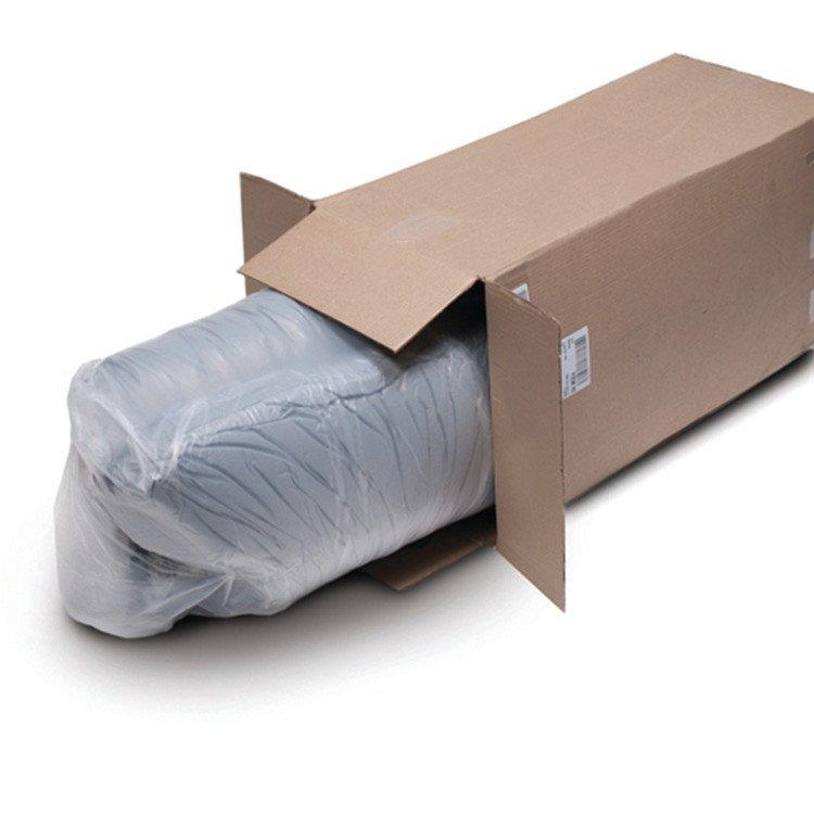 Rolling up packing bonnell spring mattress