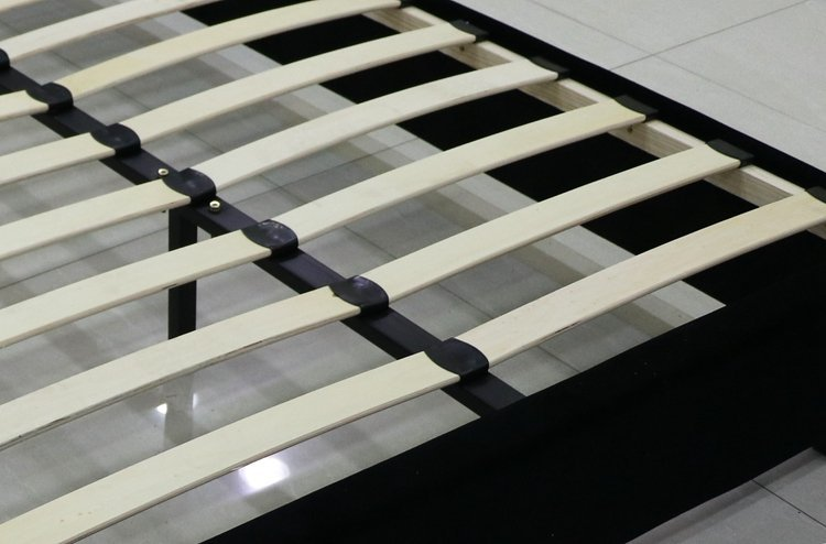 Knock-down bed base for hotel