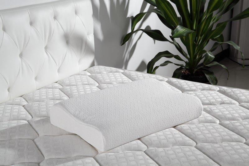 Latex memory foam pillow