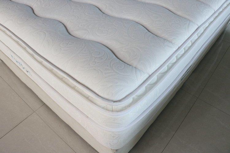 Cheap high grade pocket spring mattress king and single size