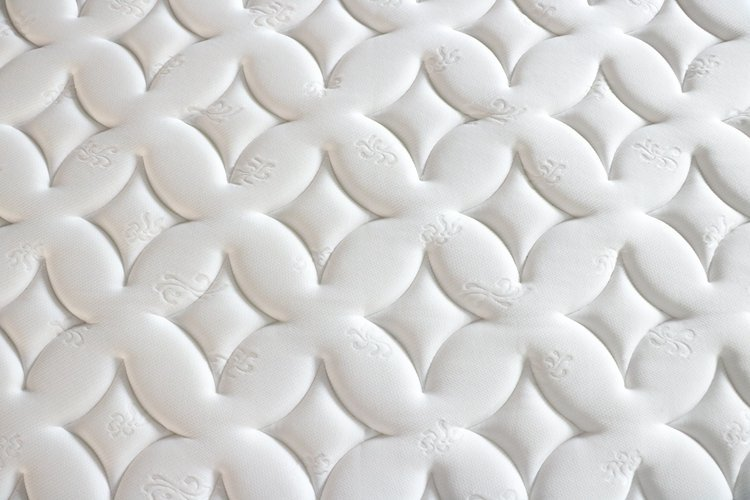 Pocket coil box spring mattress queen size medium firm pillow top