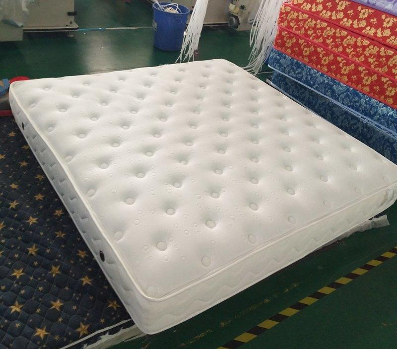 Pocket box spring mattress ciol spring unit