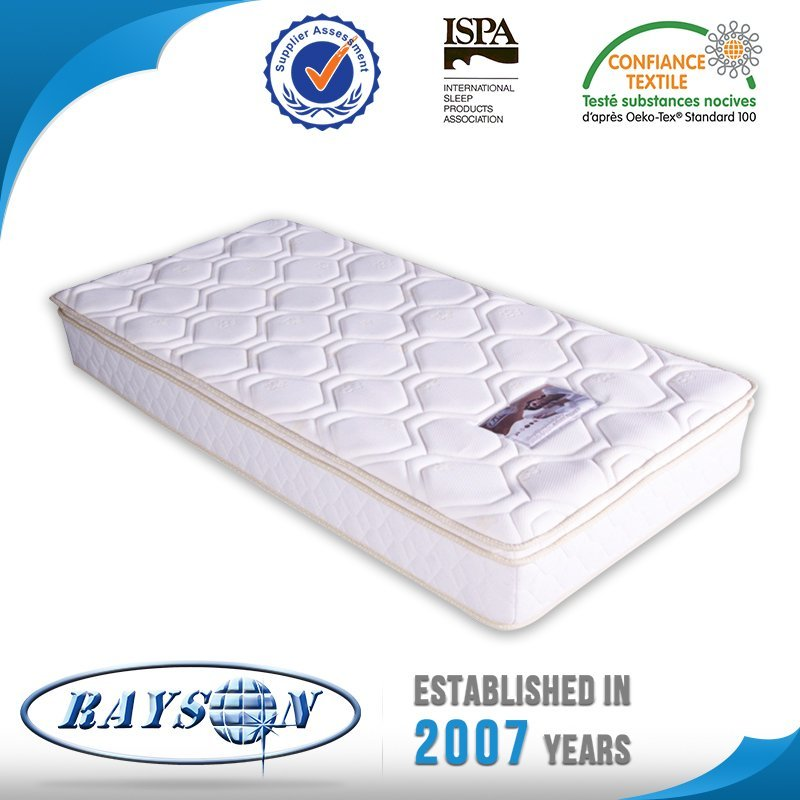 Happy beds neptune traditional bonnell spring quilted mattress