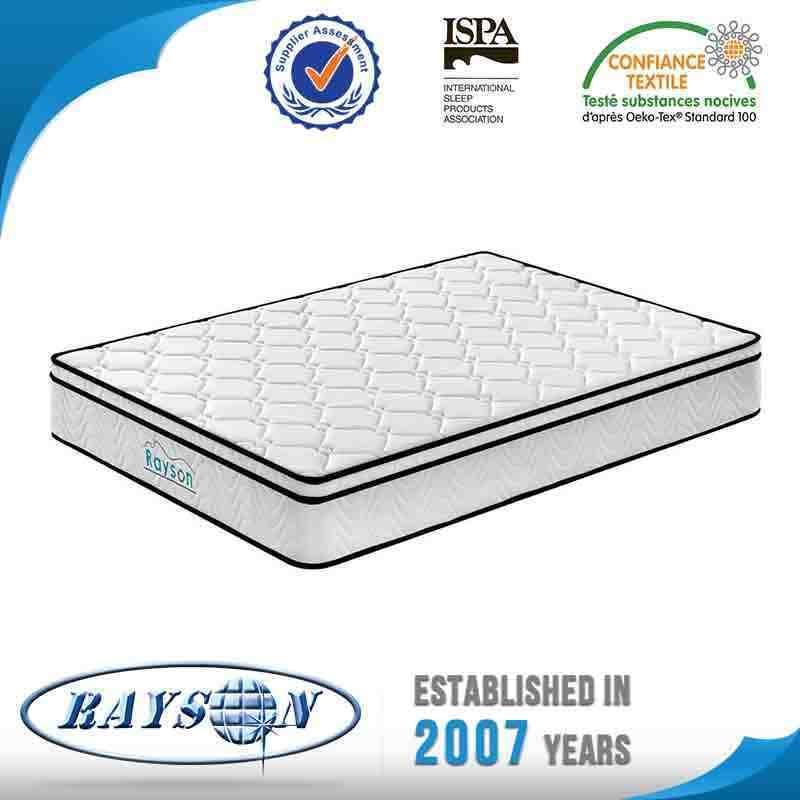 Firm foam poket spring mattress