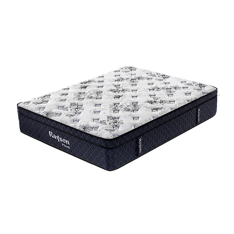 Euro Top Luxury Plush King Size Mattress