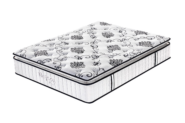 Rayson Mattress-Best Pocket Sprung Ortho Mattress Value Collection Pillow Top Queen Size