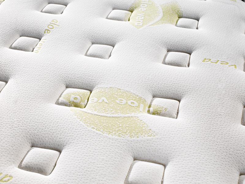 Rayson Mattress-Queen Size Pocket Sprung Mattress Manufacture | Tight Top Dual Sided Pocket-1