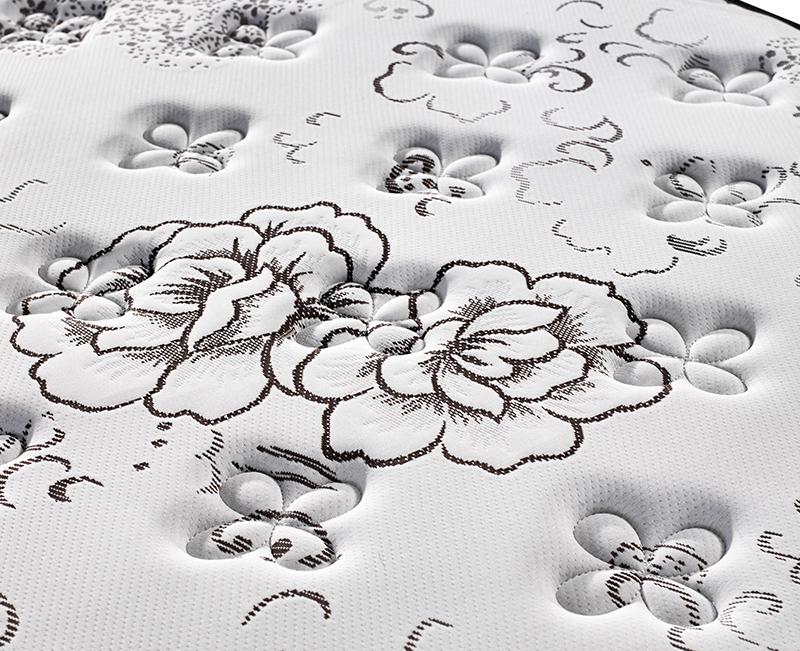 Medium Firm Double Pillow Top Pocket Spring Mattress