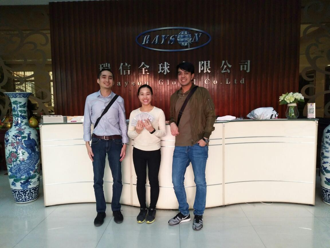 Rayson Mattress-Spring Mattress Manufacturer-hotel Importer Customer From Philippines
