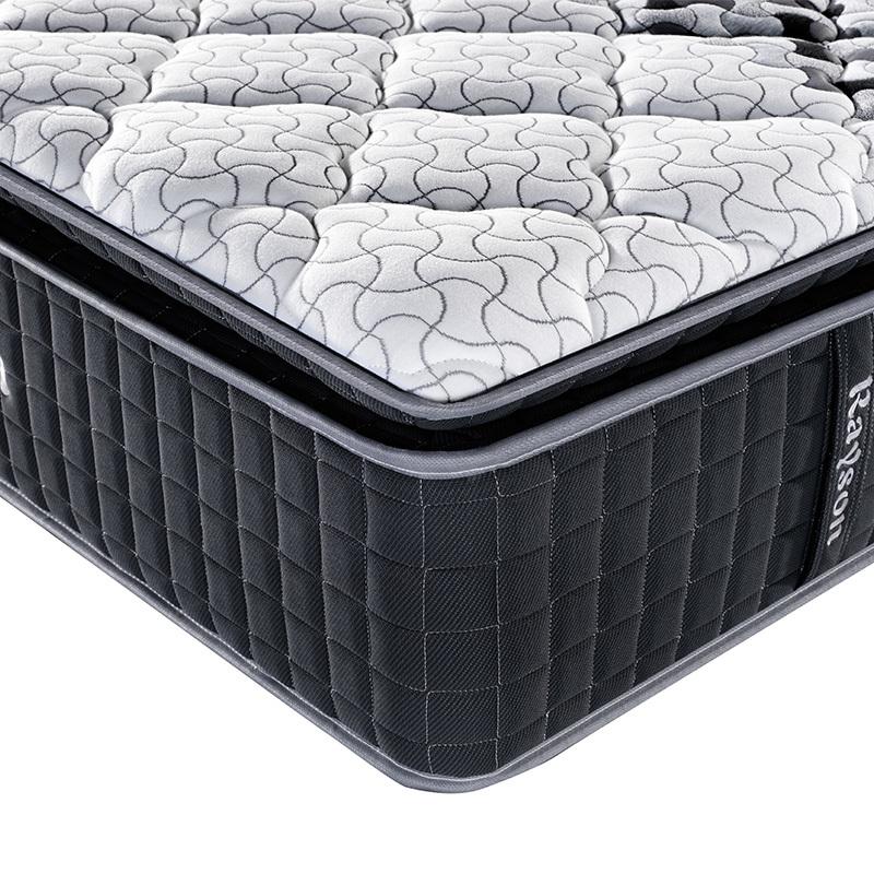 3 Zone Foam and Spring Hybrid Mattress