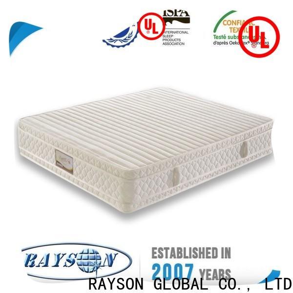 Rayson Mattress High-quality city mattress Suppliers