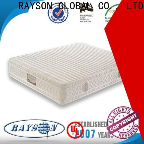Rayson Mattress high quality guest mattress Suppliers