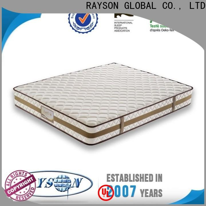 Rayson Mattress Top w hotel mattress manufacturers