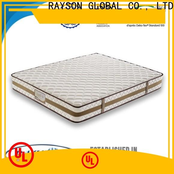 Rayson Mattress high quality portable mattress manufacturers
