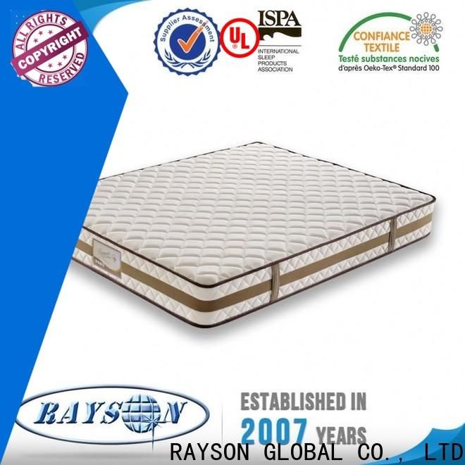 Rayson Mattress New westin hotel mattress Suppliers