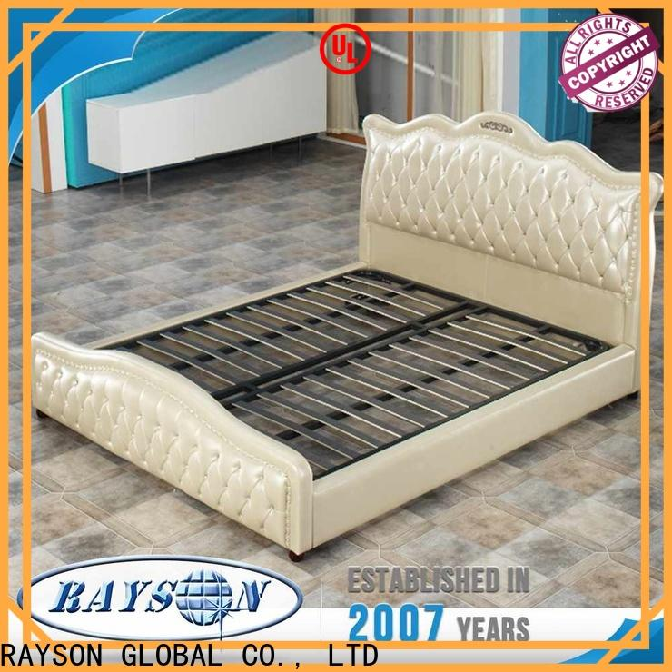Rayson Mattress Top adjustable bed base for platform bed Suppliers