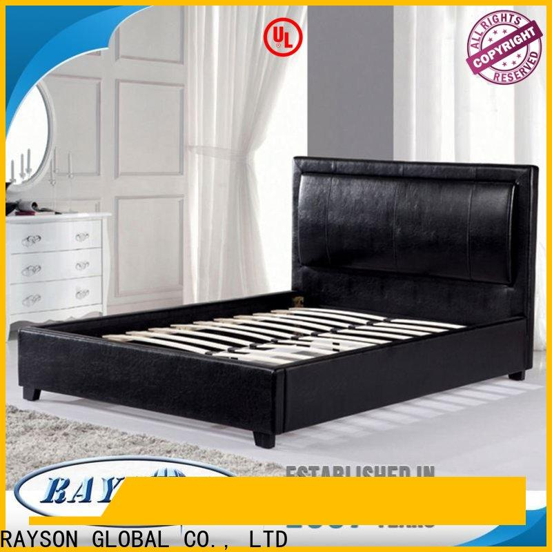Rayson Mattress Best leather bed Suppliers