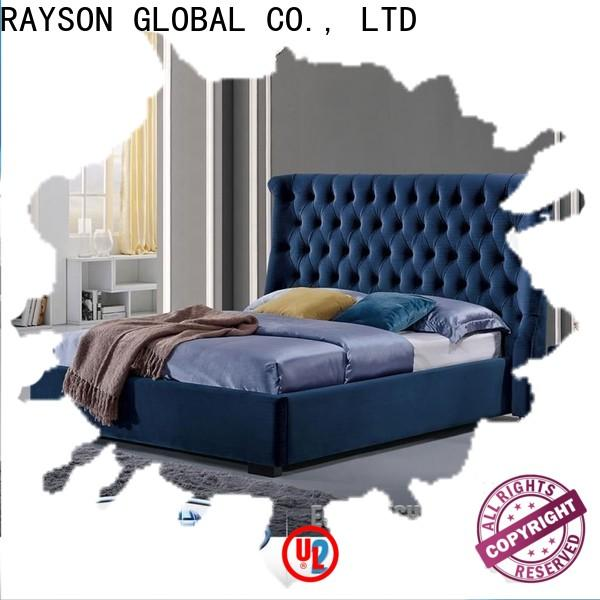 Rayson Mattress high quality split queen adjustable bed Suppliers