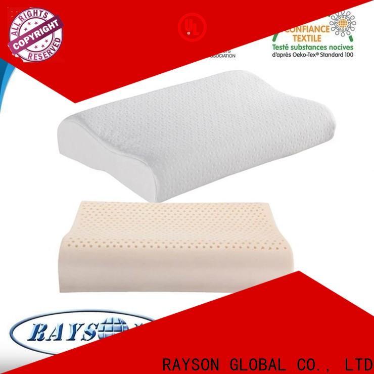 Wholesale latex core pillow high grade manufacturers