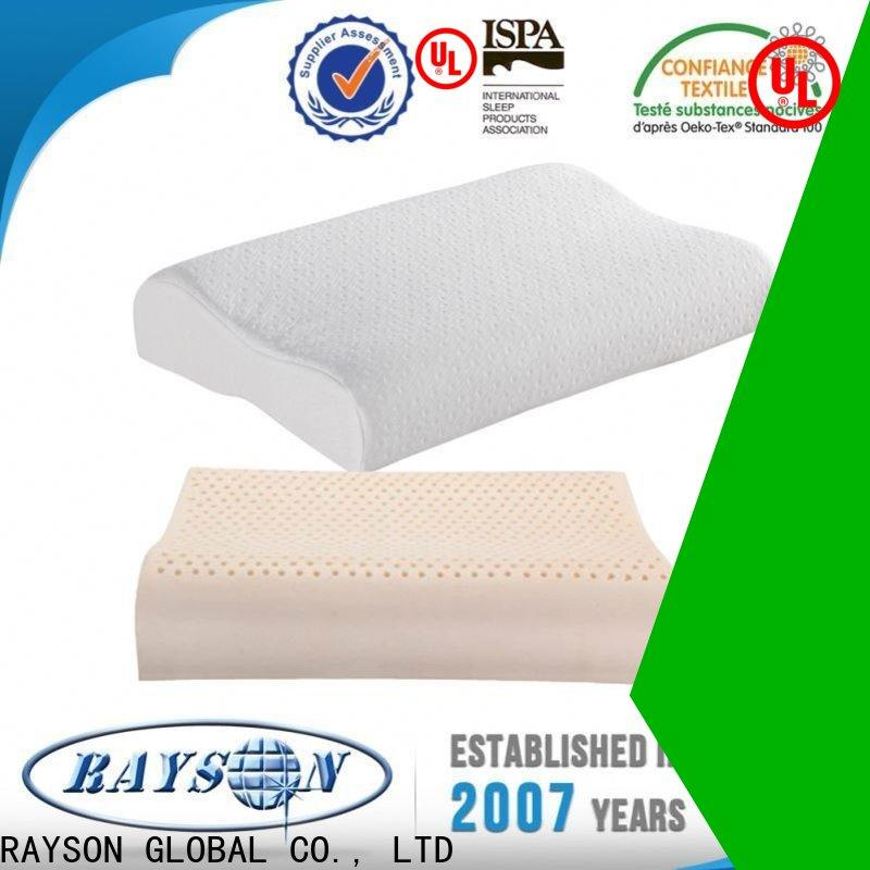 Rayson Mattress high quality talaflex latex foam Suppliers