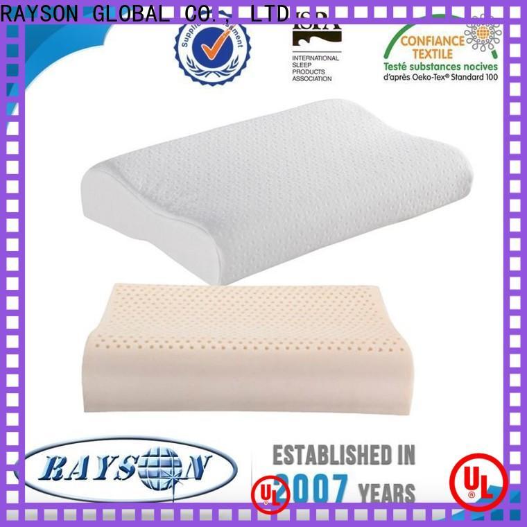 Wholesale best natural latex pillow high grade Suppliers