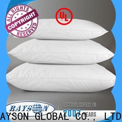 Rayson Mattress New fluffy down pillows Suppliers