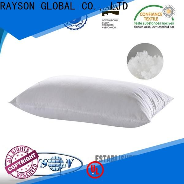 Wholesale cotton pillow high grade manufacturers