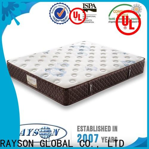 Rayson Mattress Latest best hotel beds Supply