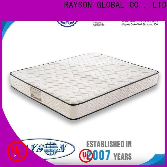 Rayson Mattress gel good pocket sprung mattress Supply