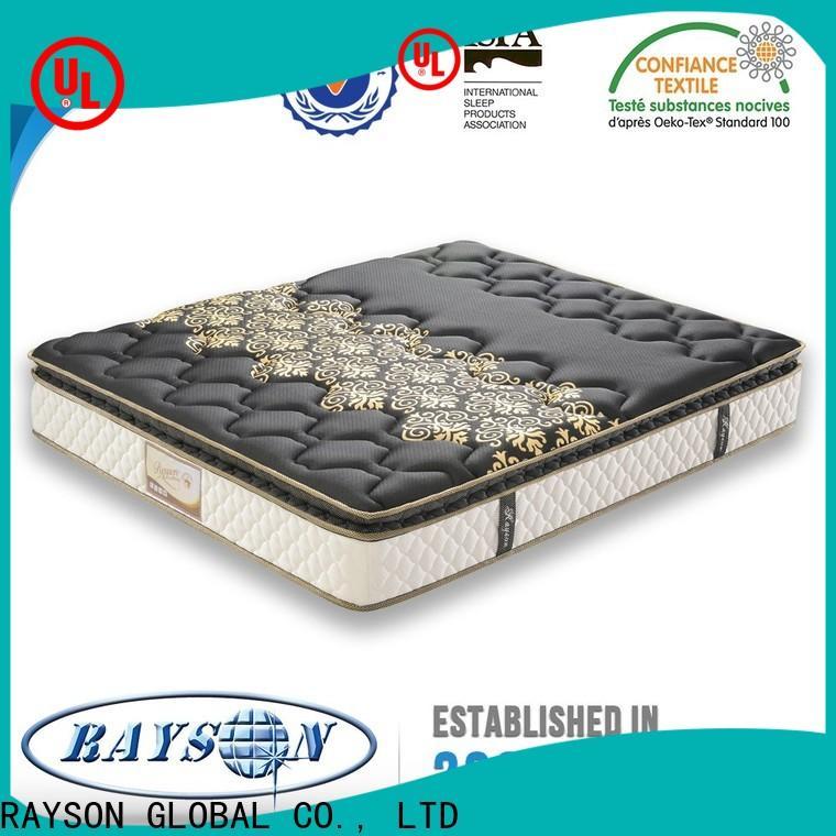 Rayson Mattress Wholesale therapedic mattress Supply