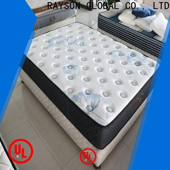 Rayson Mattress New hotel bed frames for sale Supply