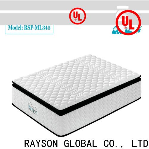 Rayson Mattress top best hotel mattress Suppliers