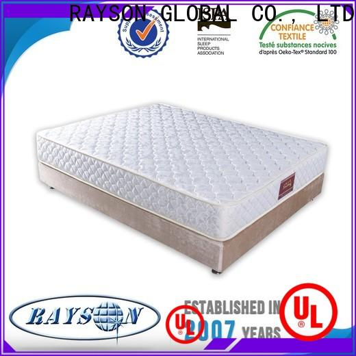 Rayson Mattress high quality blow up mattress Suppliers