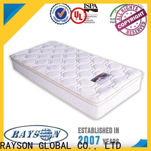 Custom spring mattress vs foam mattress life Supply