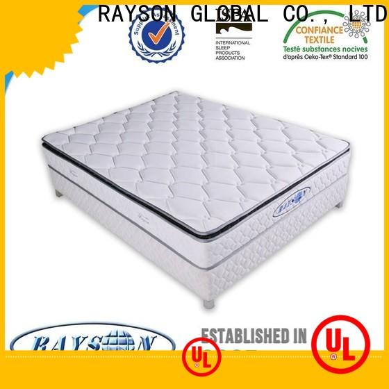 Rayson Mattress Wholesale Rolled bonnell spring mattress manufacturers