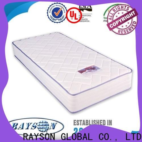 Rayson Mattress firm spring mattress review Suppliers