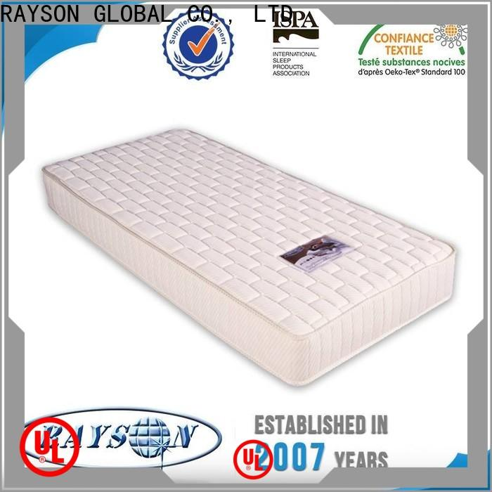 Rayson Mattress Best king mattress and box spring Supply
