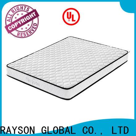 Rayson Mattress Wholesale single spring mattress manufacturers