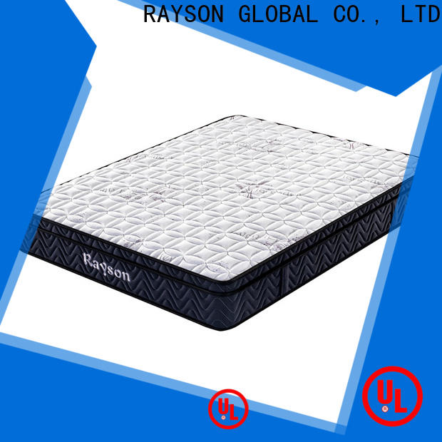 Rayson Mattress high grade truck mattress Suppliers