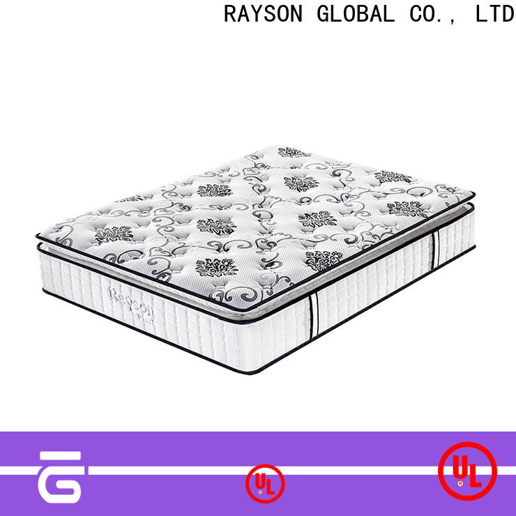 Rayson Mattress Best best hotel beds for sale manufacturers